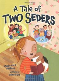 a-tale-two-seders-mindy-avra-portnoy-book-cover-art