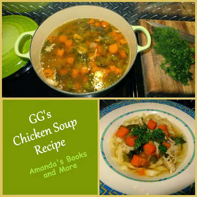 GG's Chicken Soup Recipe, PicMonkey Collage